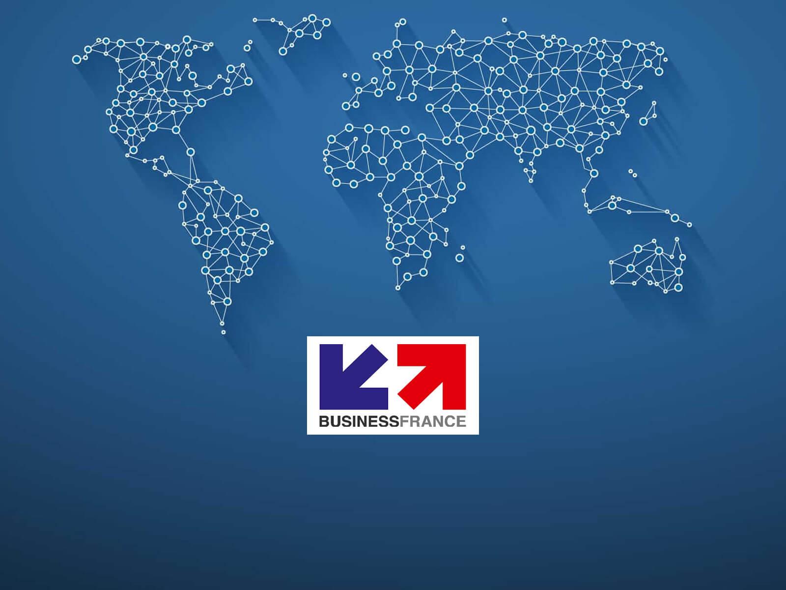 Développement d'un applicatif modial pour la gestion des projets d'investissement en France pour Business France