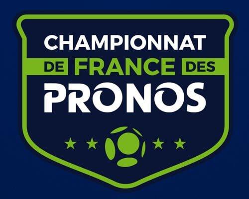 Logo du CHampionnat de France des Pronos